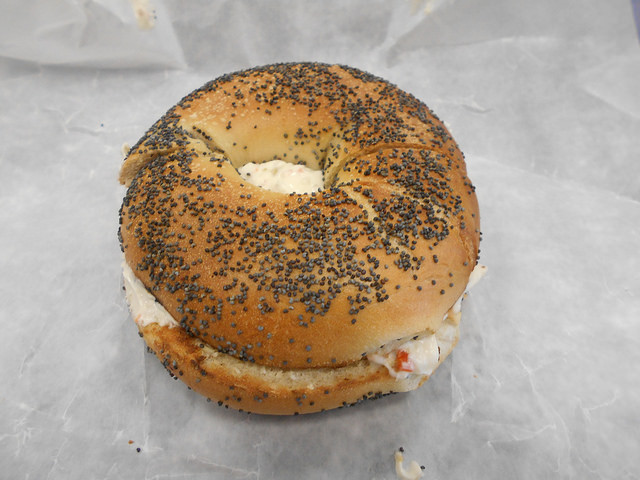 Start Your Day With a Handheld Breakfast Right Near Arbors at Arundel Preserve at Bagels 'n Grinds