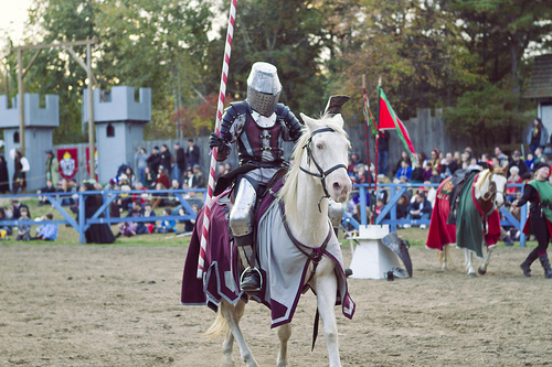 Eat, Drink and Be Entertained at Medieval Times Dinner & Tournament