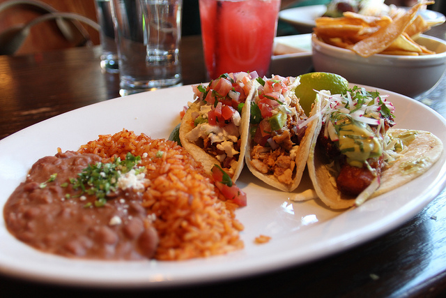 Sample High Quality Mexican Cuisine and Happy Hour Specials at Chido's Tex-Mex Grill