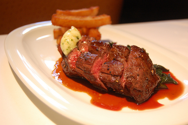 Take Advantage of Weekly Steak and Seafood Specials at Timbuktu Restaurant and Lounge