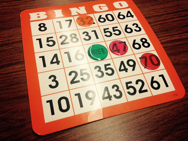 Try Your Luck at Delta Bingo & Gaming