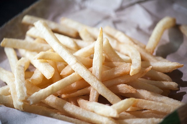 Create Your Own Custom French Fry Creation at The Local Fry