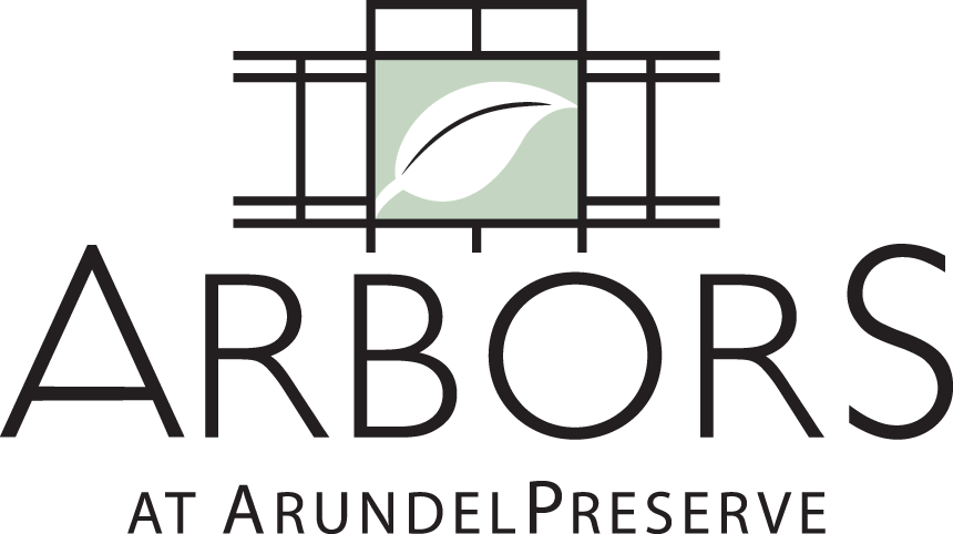 Arbors at Arundel Preserve header logo