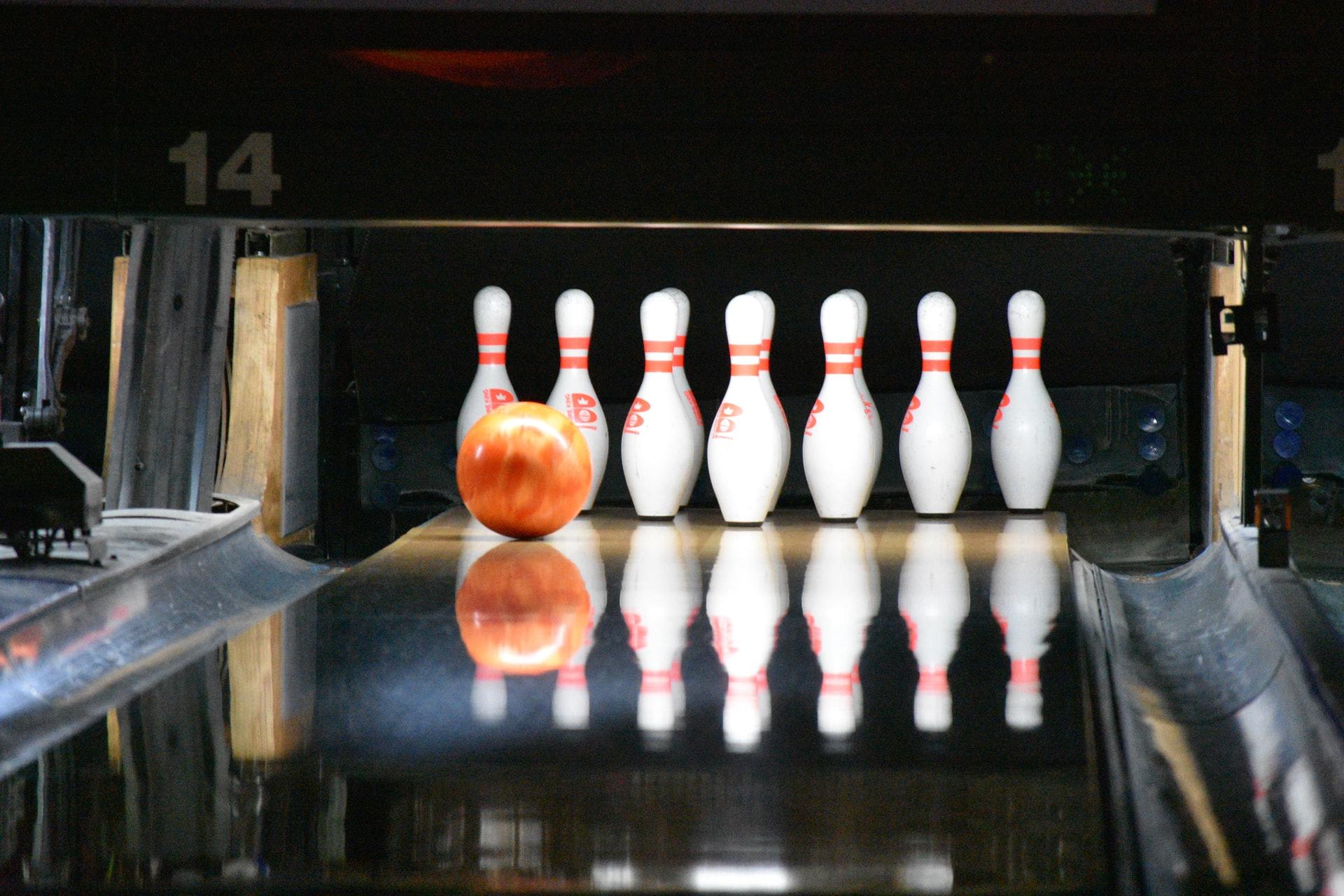 Don't Miss Galaxy Bowling at Greenway Bowl