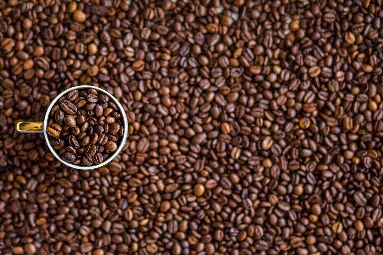 Beans Are Roasted On-Site at Brewing Good Coffee Company